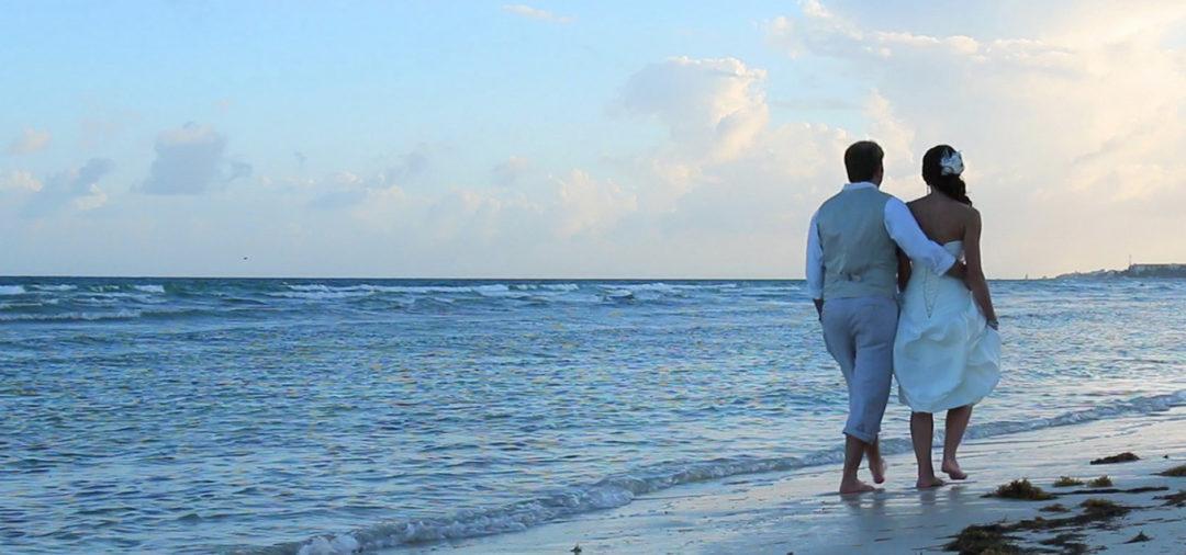 Cancun Wedding Video Highlights of Laurel & Ryan