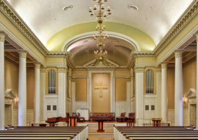 Perkins Chapel at SMU - Dallas