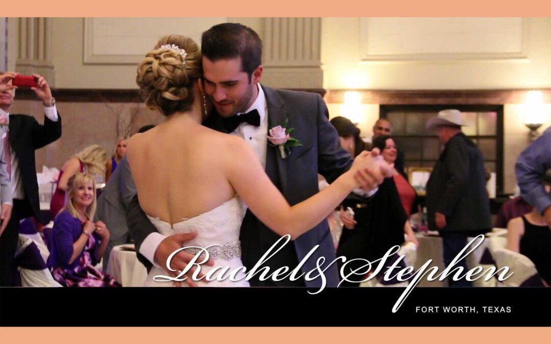 Rachel & Stephen